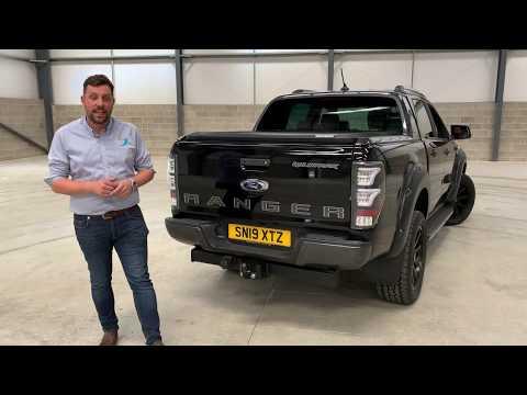 Ford Ranger Pickup Truck Predator Raptor Led Rear Lights With