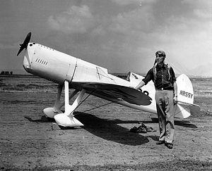 Golden Era Air Racer
