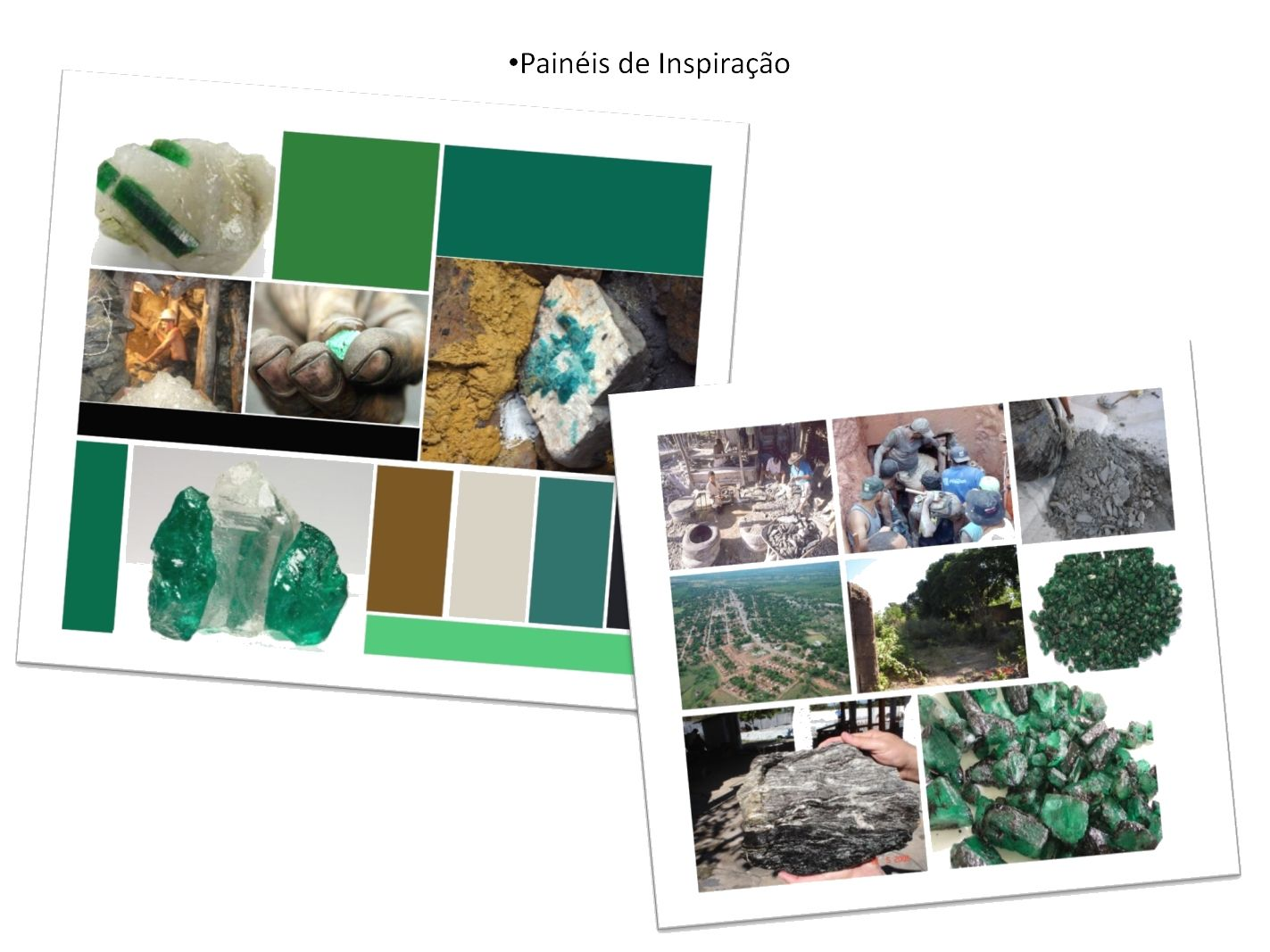 Auriele (desenhos de Moda): Verde Esmeralda