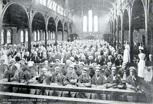 Impoverished workhouse Victorians revealed in photographs in ...