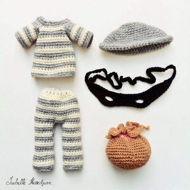 Isabelle Kessedjian Pinterest Amigurumi Patterns Crochet And