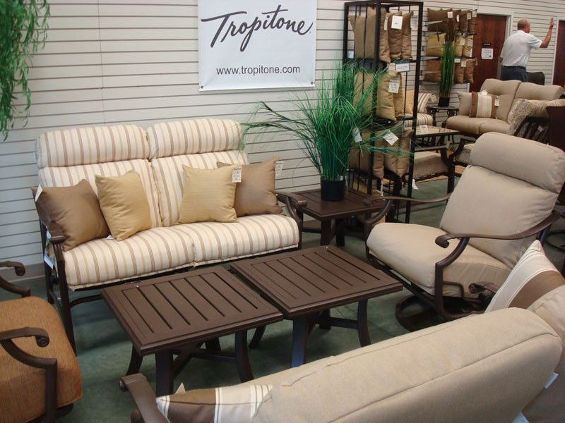 Superb Outdoor Patio Furniture Charlotte NC, Oasis Pools Plus Outdoor Living  Showplace Charlotte, NC Showroom Part 29