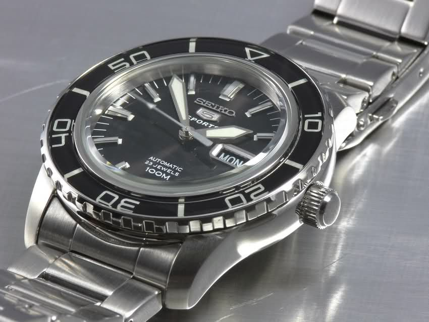 Seiko Watch SNZH55K1