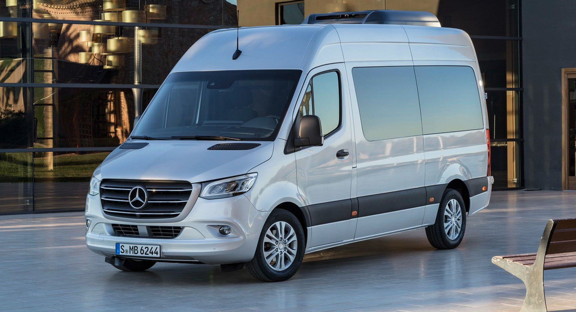 2018 Mercedes Sprinter Here S Your All New Fully