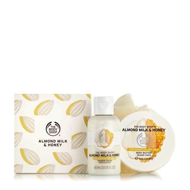 5c56e3eb147a6 ... на доске the body shop пользователя Diana Lunyova. Almond Milk and Honey  Treats