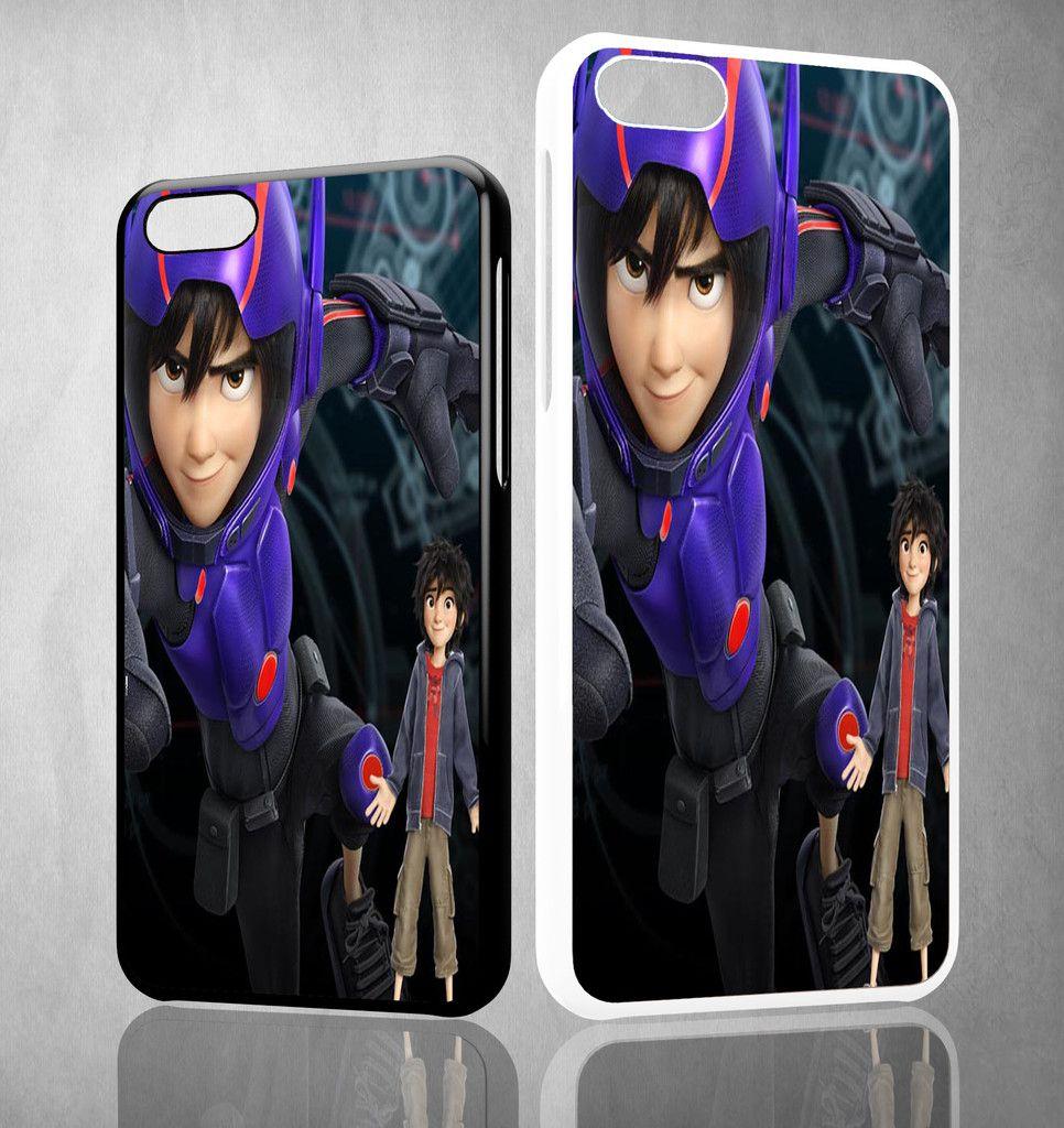 big hero 6 hiro Z0675 iPhone 4S 5S 5C 6 6Plus, iPod 4 5, LG G2 G3 Nexus 4 5, Sony Z2 Case
