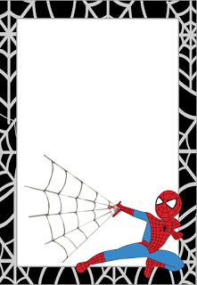 graphic relating to Free Printable Superhero Birthday Cards named Spiderman Absolutely free Printable Invites, Playing cards or Pictures