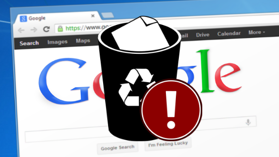 How to recover deleted history on Chrome Data folders