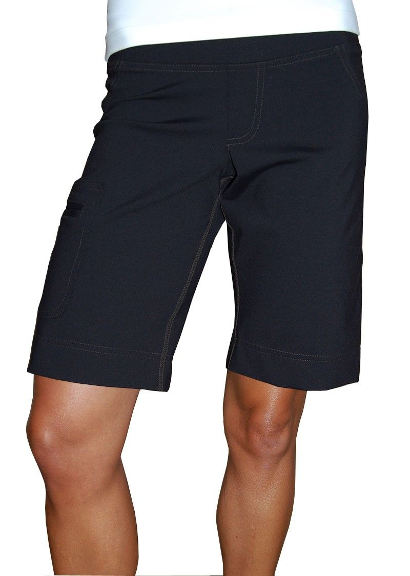 b810bde4954 Cadet Short - Women s Knee Length   Long Workout Shorts for Running ...