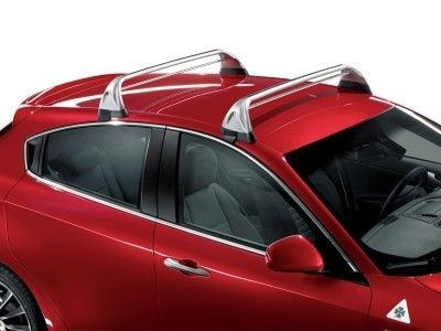 Charmant Alfa Romeo Giulietta Roof Bars   50903328 A Set Of Genuine Alfa Romeo  Giulietta Accessory Roof Bars, To Aid Adding Additional Storage On Top Of  Your Car.