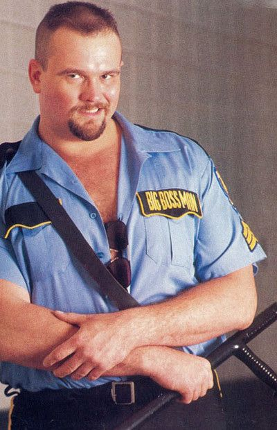 The 50 Greatest Wrestling Costumes Of All Timebig Bossman