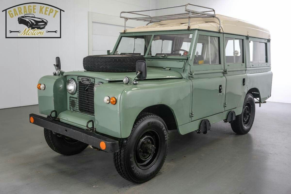 Pin by KEKEPI on Classic Land Rovers Land rover defender