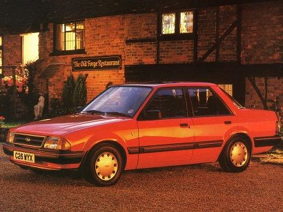 Ford Orion Ghia Ford Orion Ford Suv Ford Motor