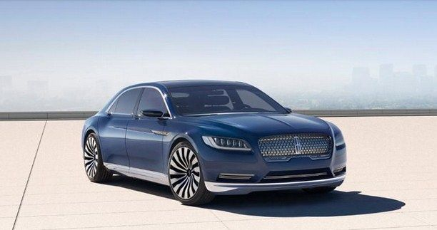 2018 Lincoln Town Car Price Release Date And Redesign Best Cars