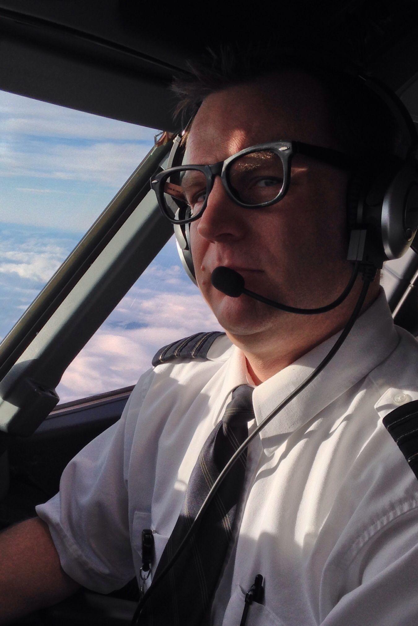 Chris Bena Graduated 1993 Major Aeronautical Science