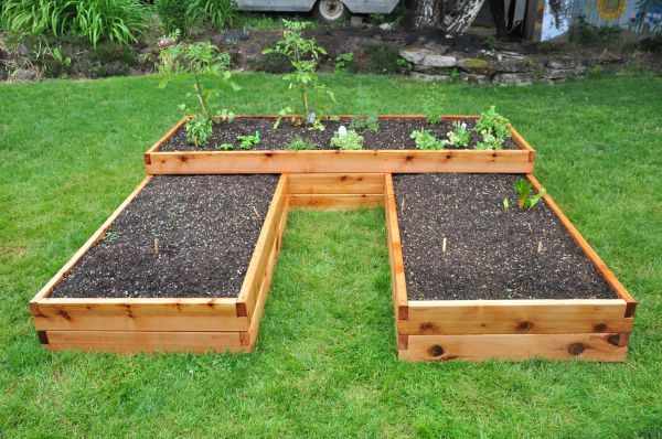 Raised Beds For Sale On Craigslist Going To Try To Make These Vegetable Garden Raised Beds Raised Garden Beds Raised Garden