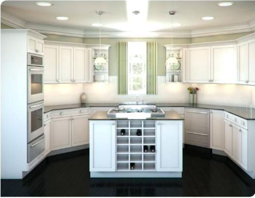 uförmige küchen bilder beispiele vor und nachteile u