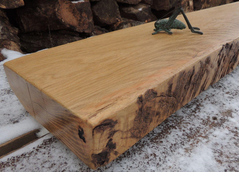 reclaimed barnwood mantel rustic oak fireplace mantel or mantle