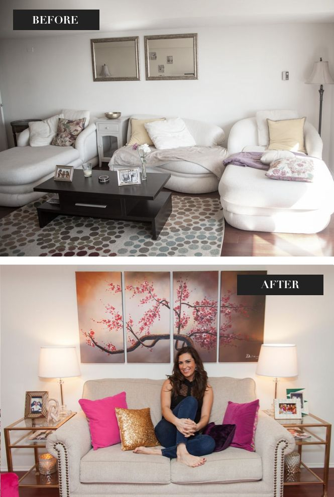 Bachelorette Pad Decor see the amazing before and after photos from this bachelorette pad