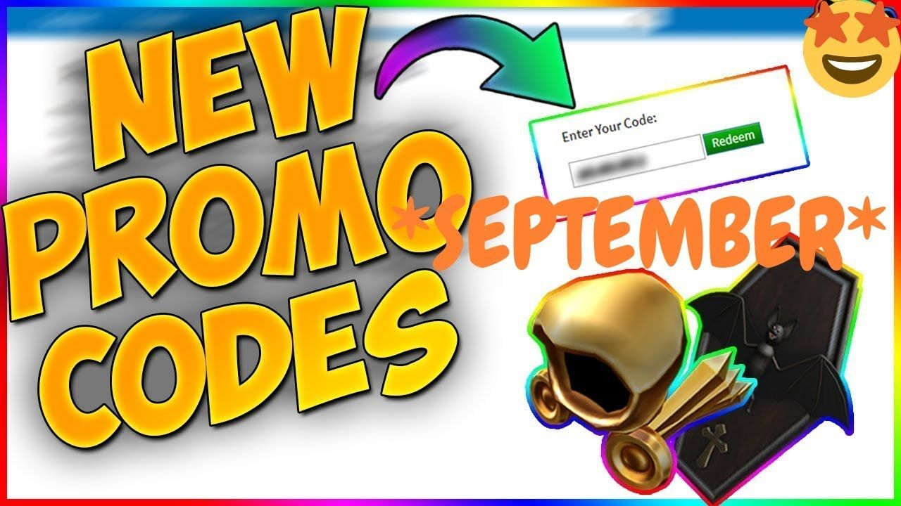 5 Working Roblox Promo Codes On Roblox 2019 September Updated In 2020 Roblox Codes Game Codes Roblox