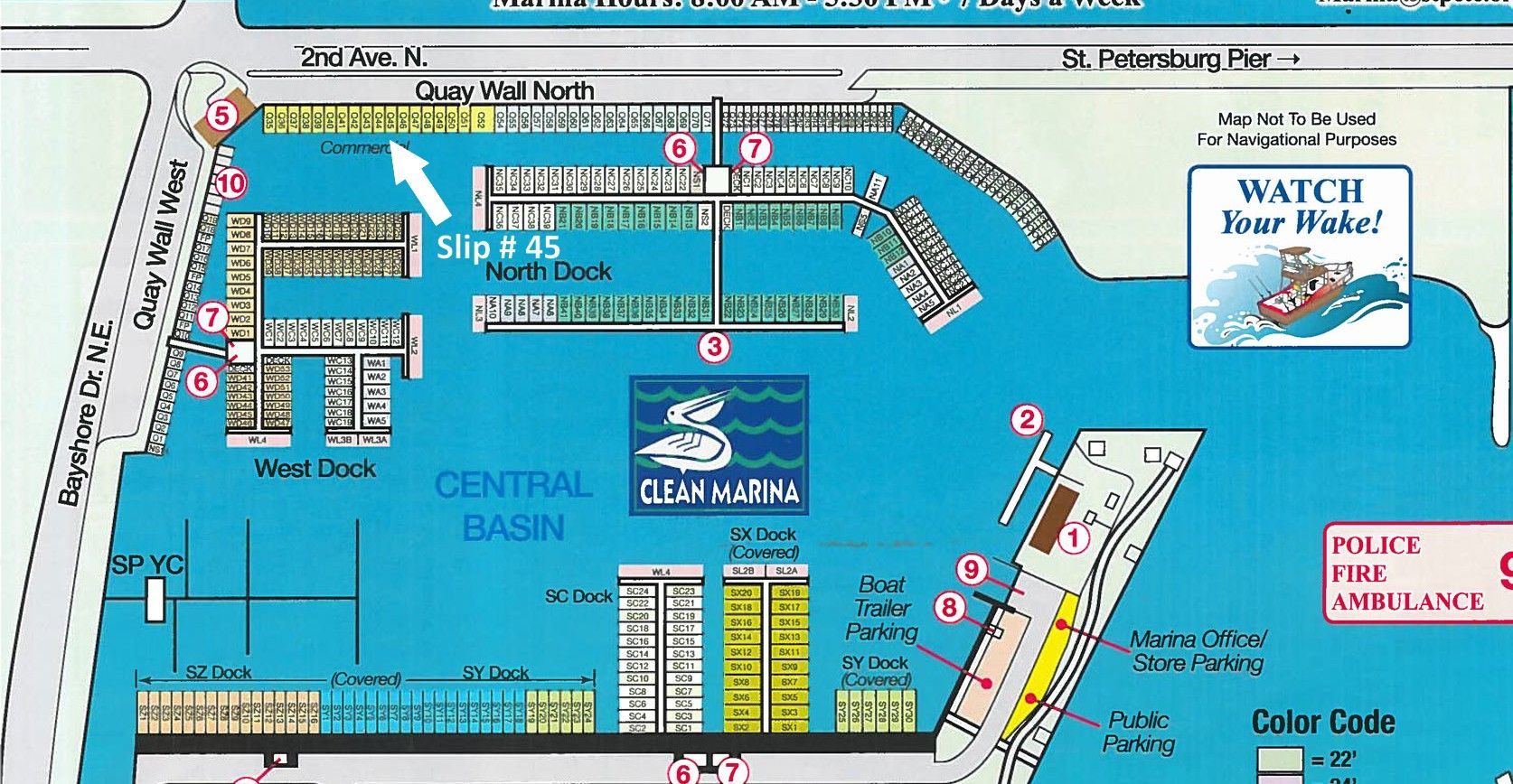 Murray Yacht Sales St. Petersburg Municipal Marina
