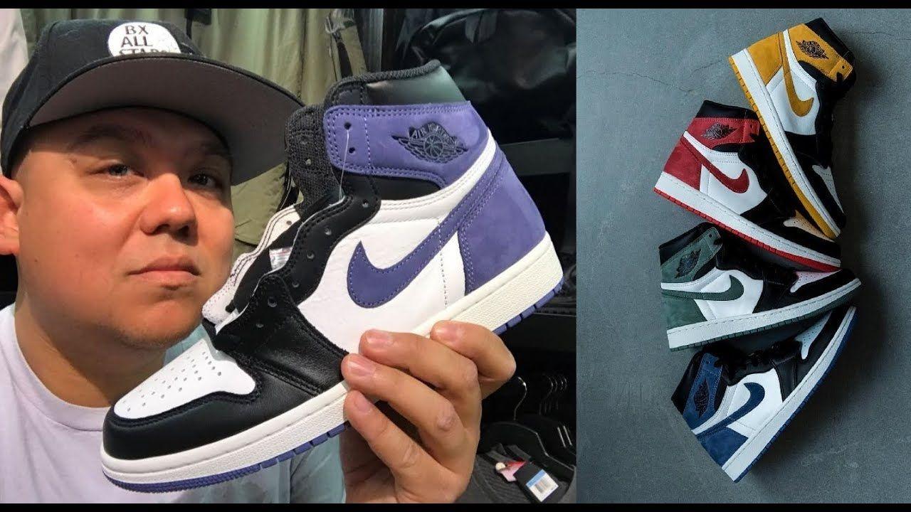 "2018 Air Jordan 1 ""Best Hand in the Game"" Blue Moon Retro Sneaker Review   mensfashion  menswear  fashion  sneakernews 8e708aa84"