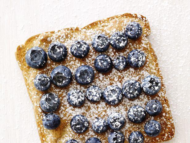 Berry Toast Tartlets