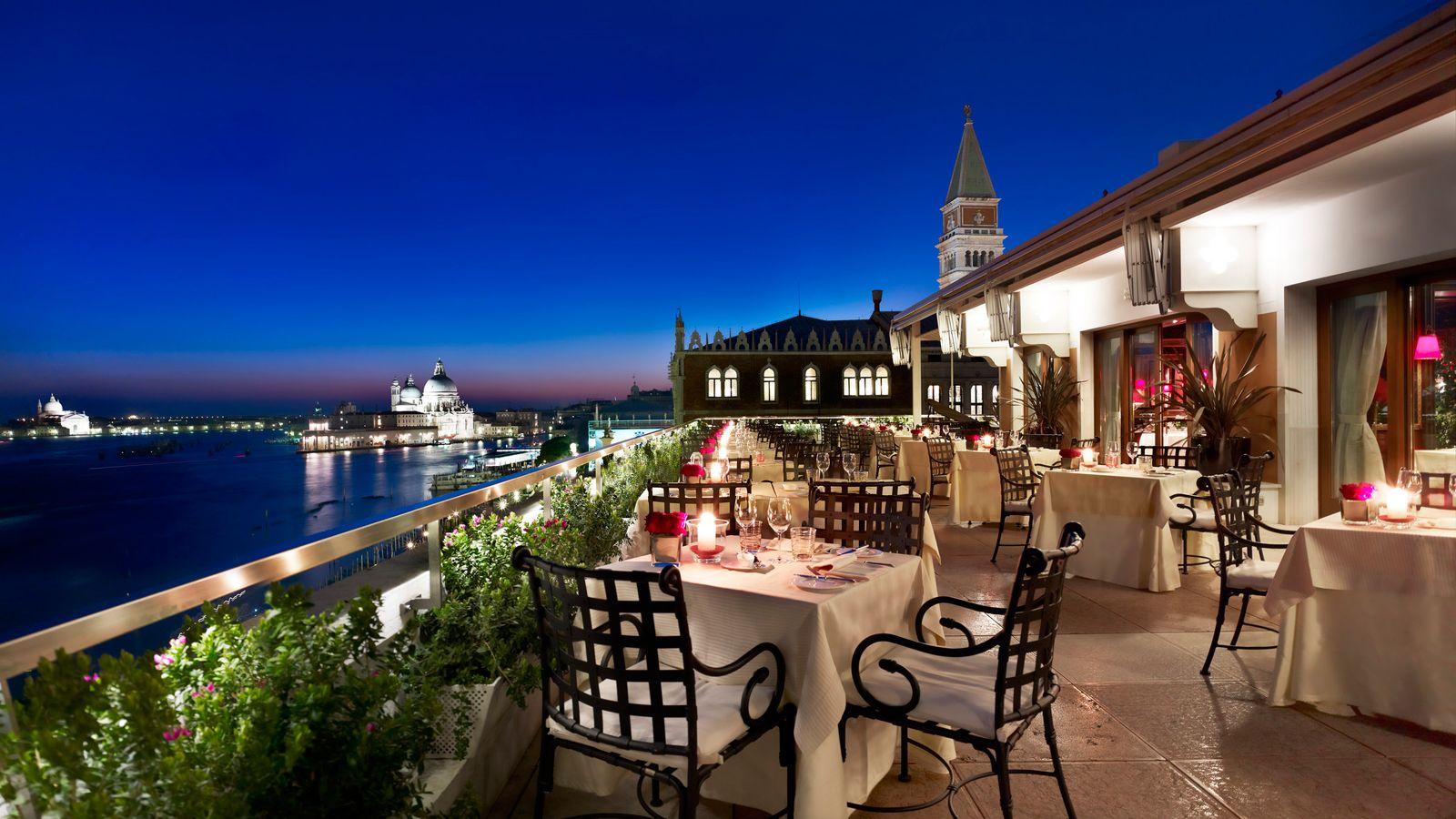 Restaurant Terrazza Danieli Or better still ...... | Places To Go ...