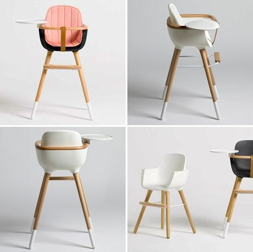 The Italians Really Know Great Design This Highchair Is No
