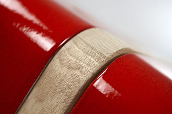 Skulpturalen Moebel Objekte Dahm Lee | Designer Schranke Aus Holz Und Keramik Die Keramos Kollektion