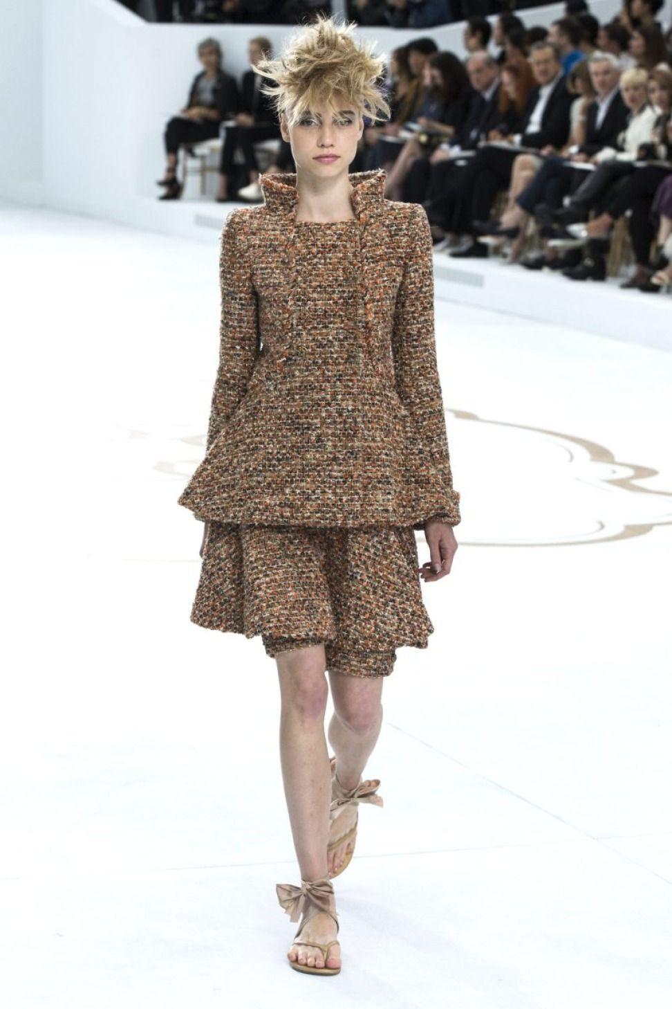 Chanel Haute Couture jesień-zima 2014-15