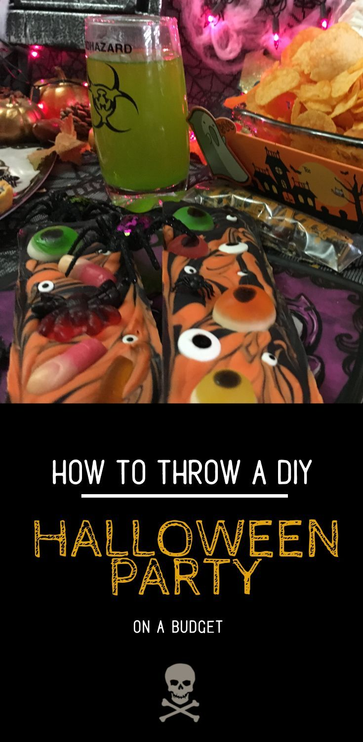 How to throw a kick ass halloween party on a budget halloween