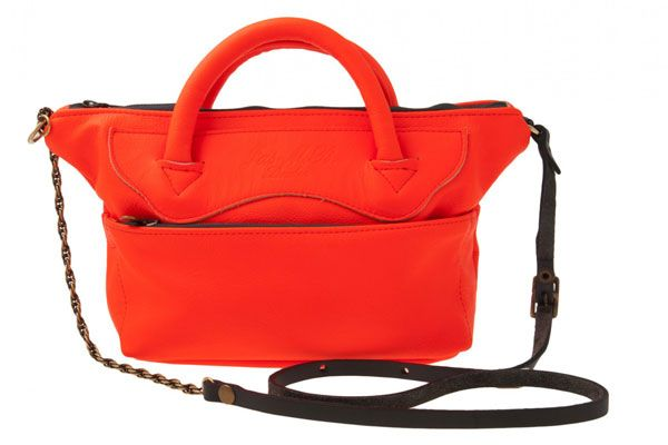 Jas MB Mini Wings Traveller Bag, $259, available at Barneys; 660 Madison Ave (near 61st Street); 212-826-8900.