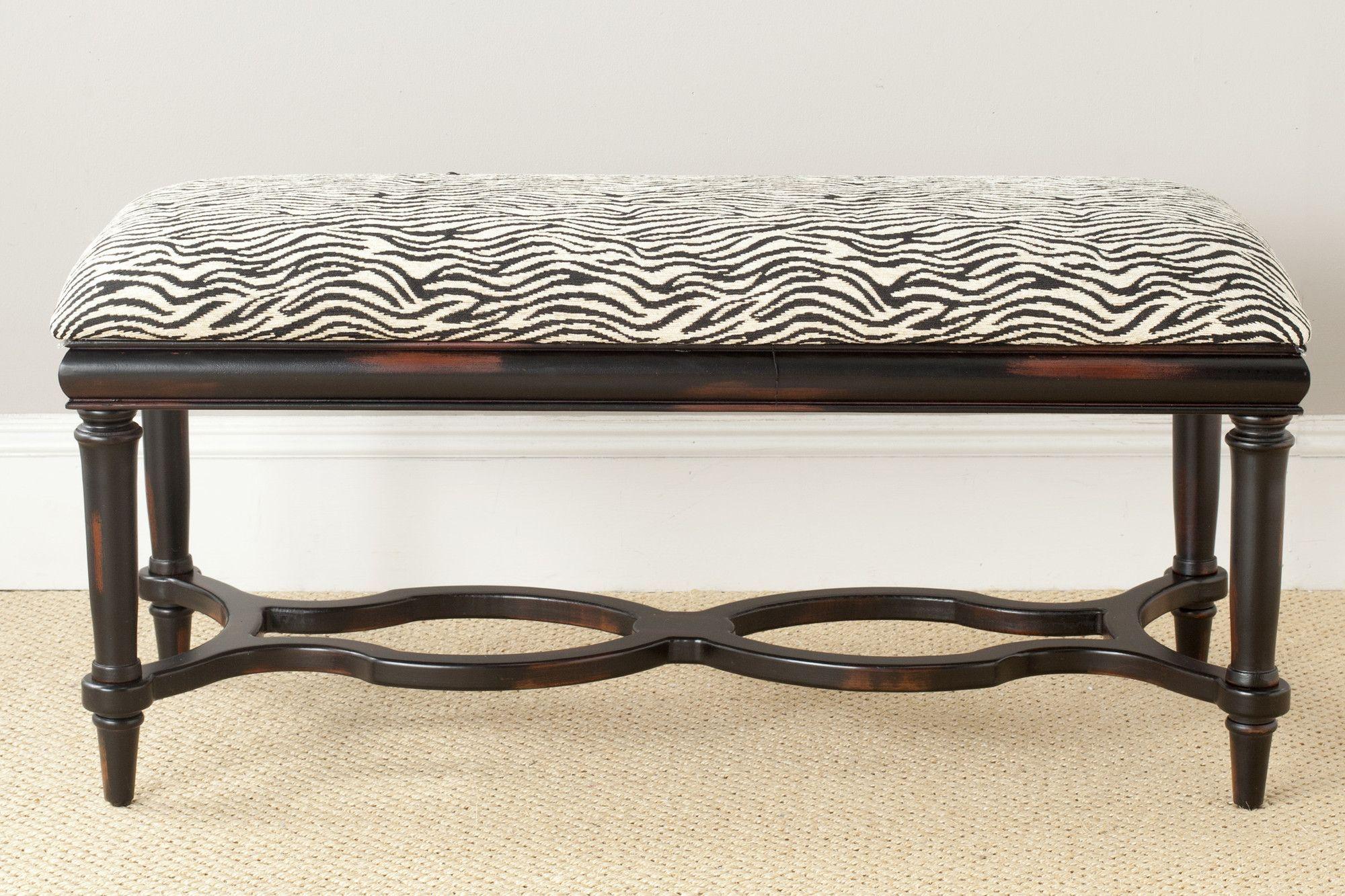 Garret Wooden Bench