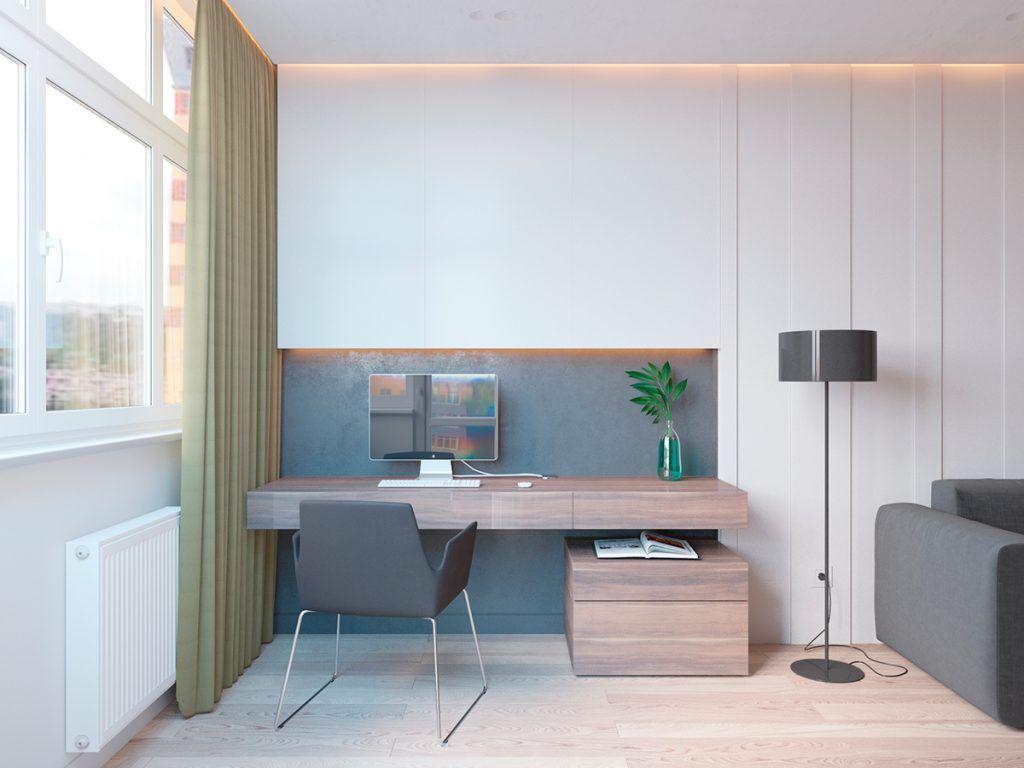 Designerwohnung Mit Indirekter Beleuchtung