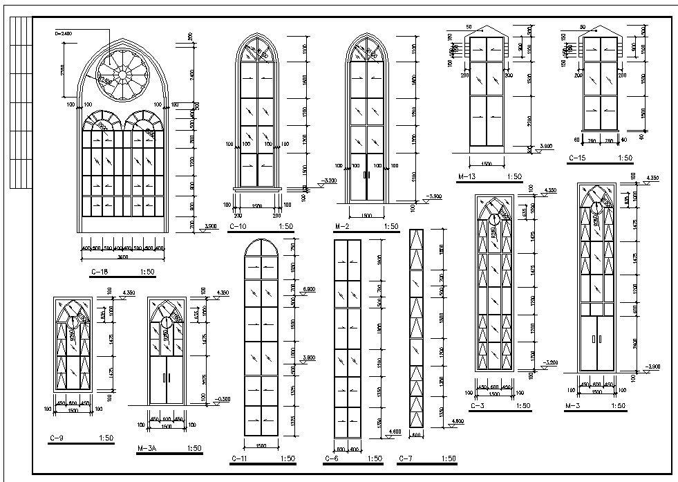 Elevation Church Plan A Visit : Pin by cad blocks drawings on 【church design drawing