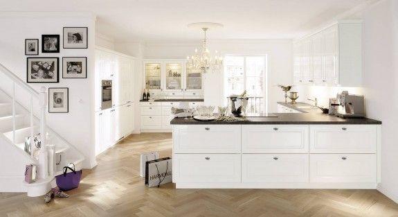 Landhausküchen vereinen Tradition und Moderne Landhausstil - nordischer landhausstil