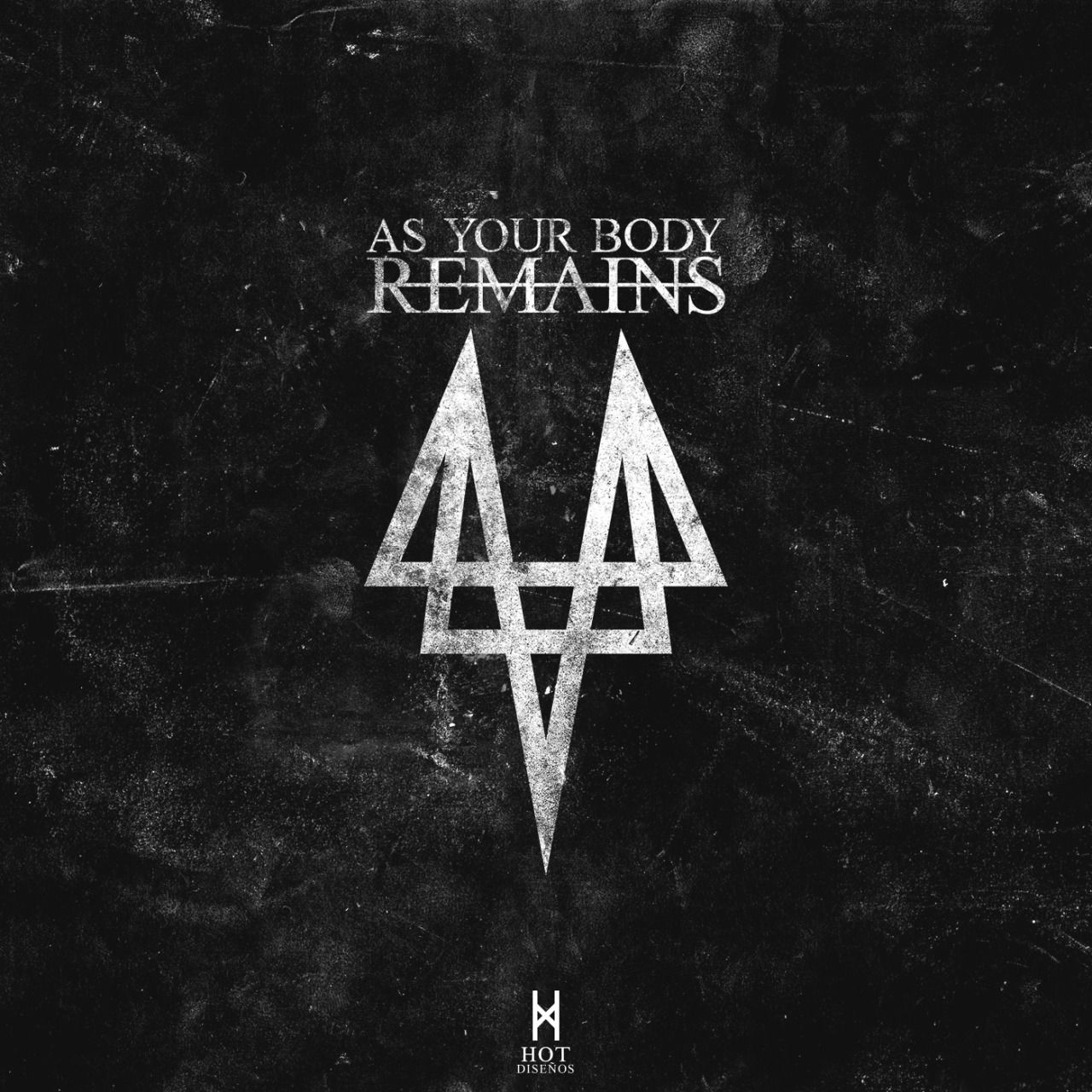 As Your Body Remains Metal Band Logo