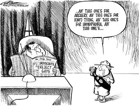 Stop teaching your children hate.