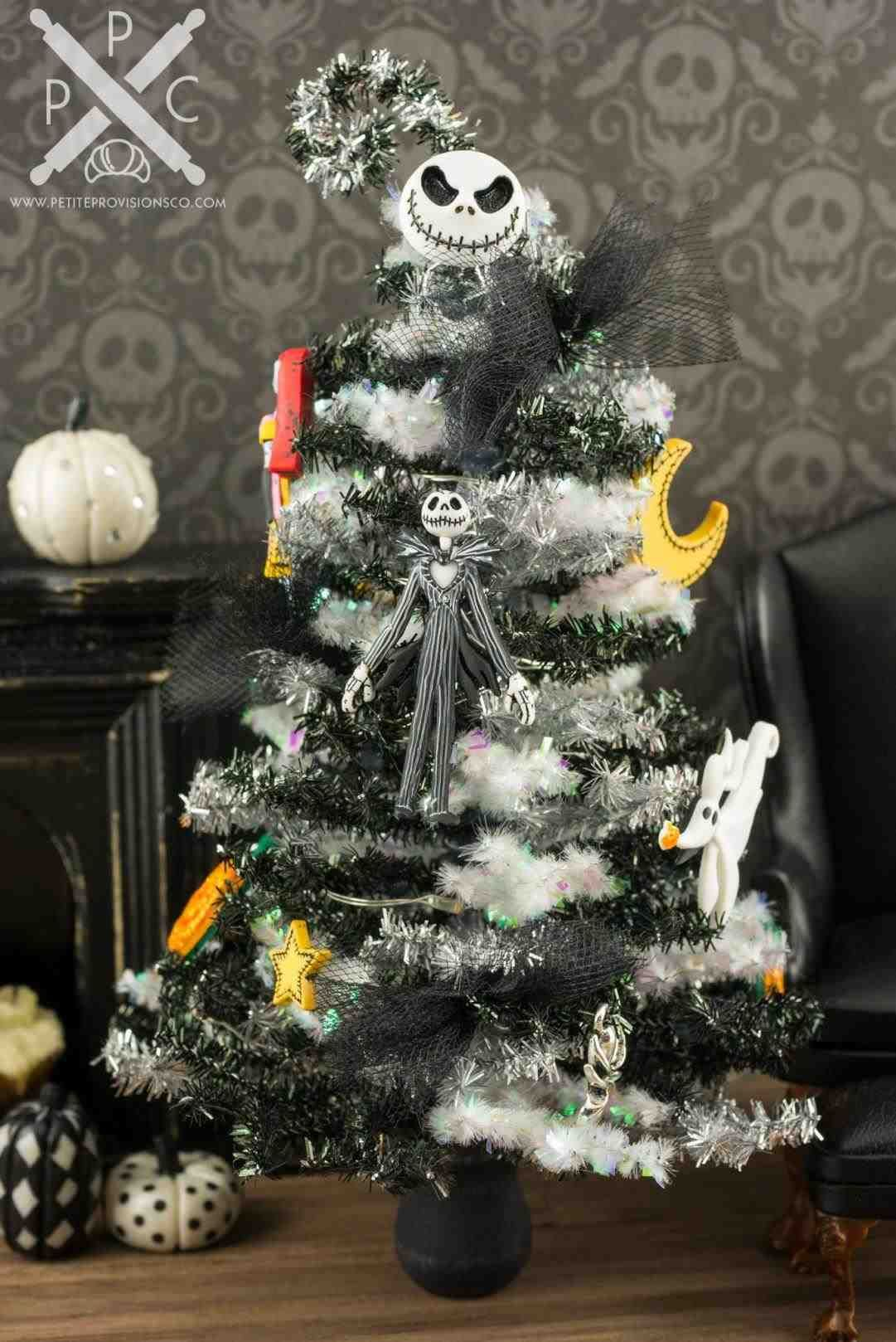 New Post-nightmare before christmas tree decorations ...