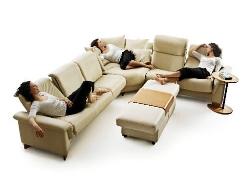 stressless paradise sectional sofa refil sofa. Black Bedroom Furniture Sets. Home Design Ideas