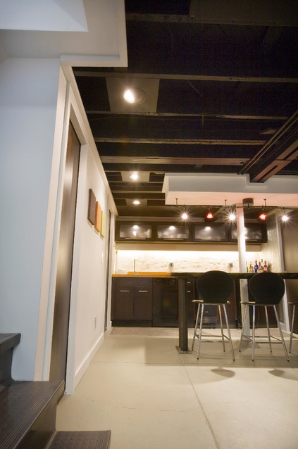 industrial edge basement  architect: ryan duebber    http://www.houzz.com/ideabooks/5266676/list?utm_source=Houzz_campaign=u189_medium=email_content=gallery0
