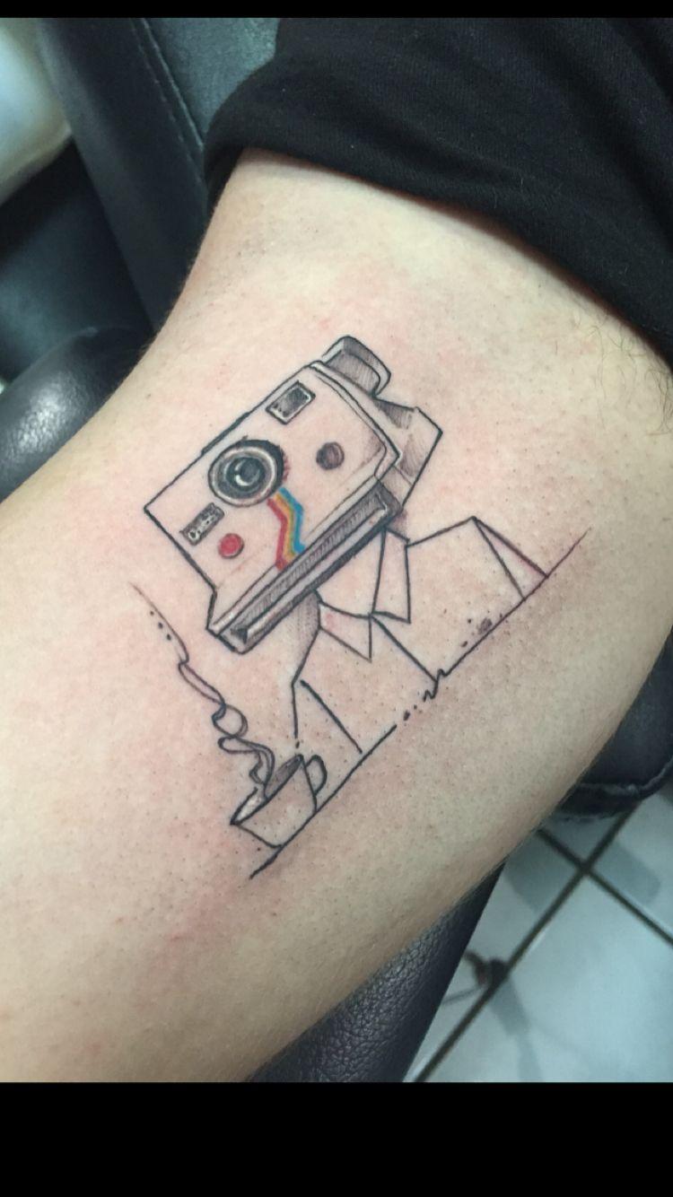 Tattoo Polaroid Polaroid Camera Tattoos Coffee Camera Tattoos Tattoos Camera Tattoo