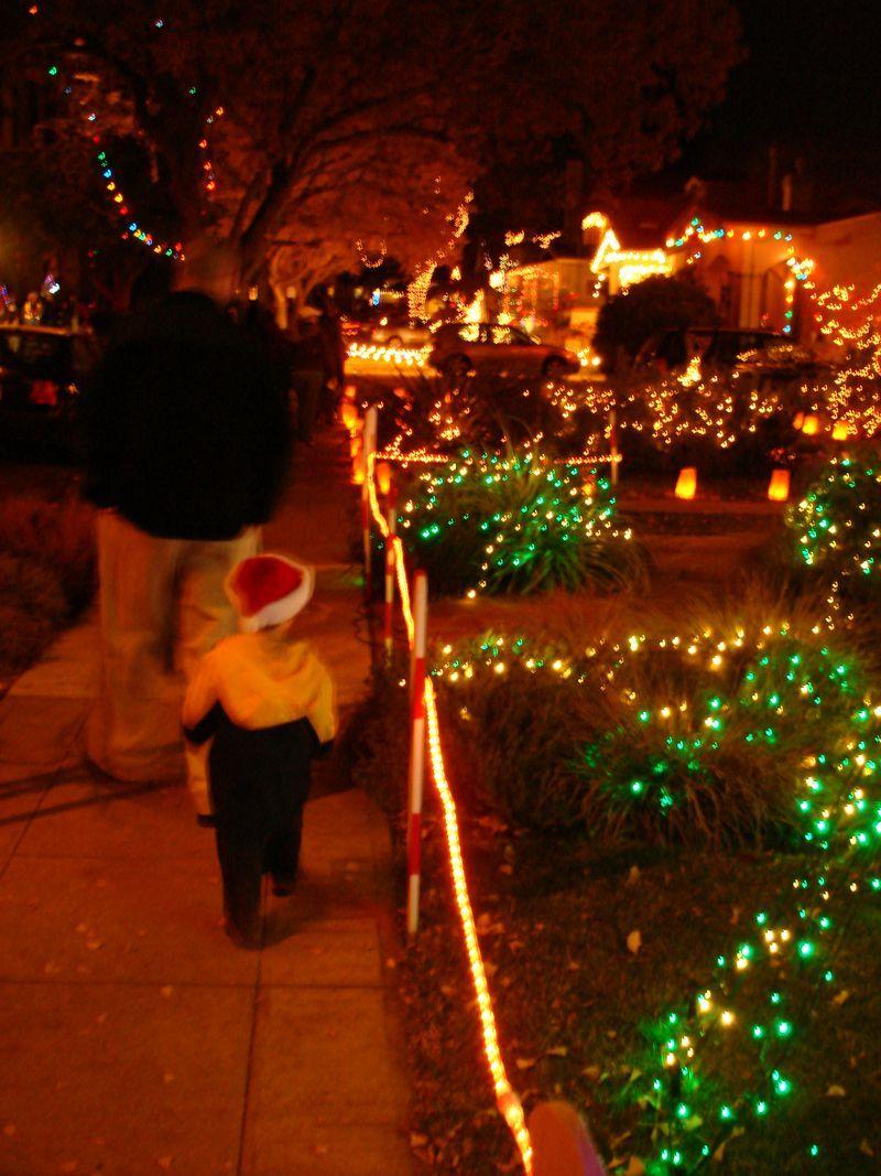 christmas tree lane alameda - Bay Area Christmas Events
