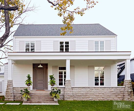 Second-Level Home Additions | House, Curb appeal and Local contractors
