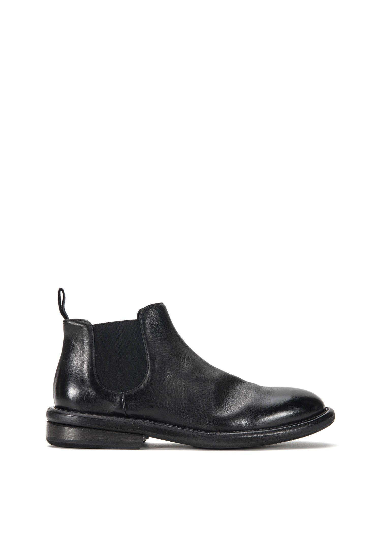 MarsÈll bombolone leather low chelsea boots marsèll shoes