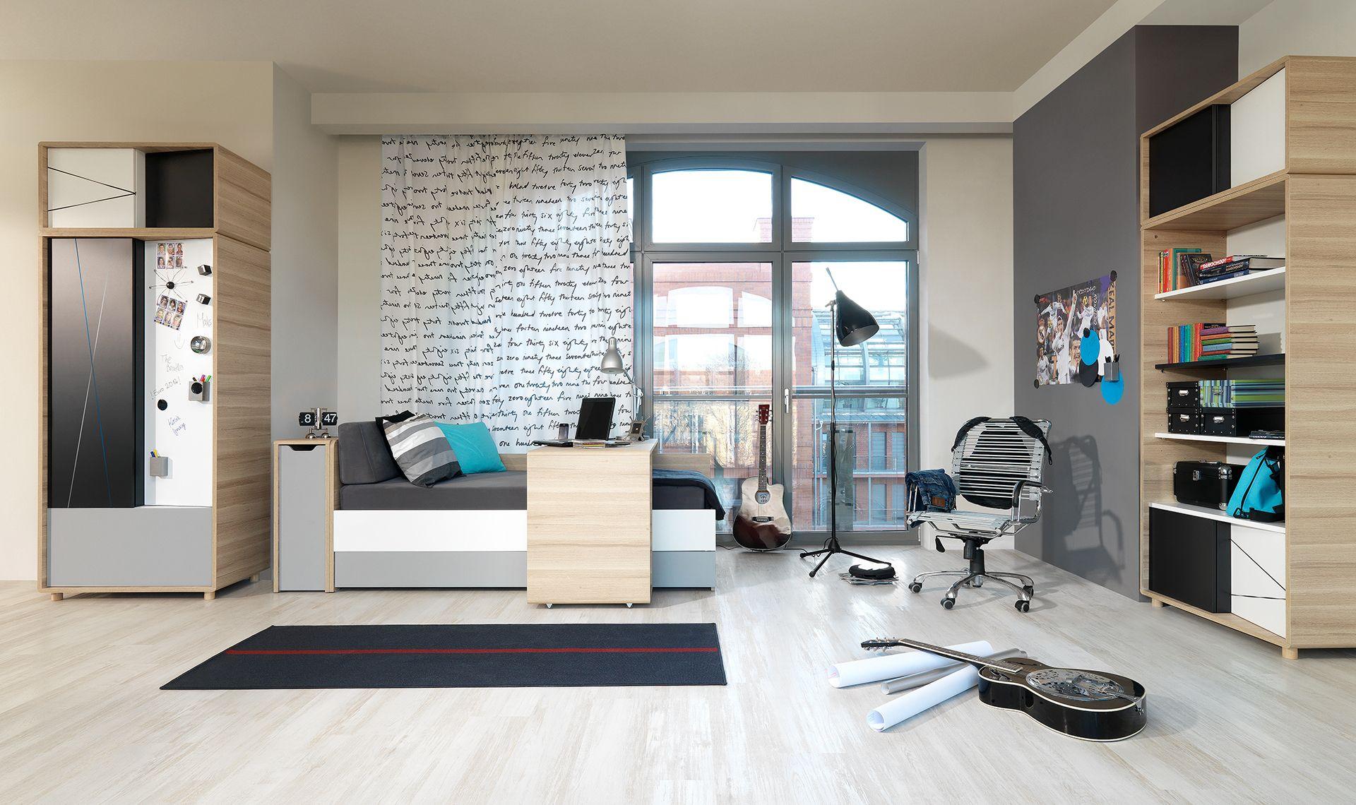 Kanapa łóżko Vox Furniture Teenage Room Boy Room