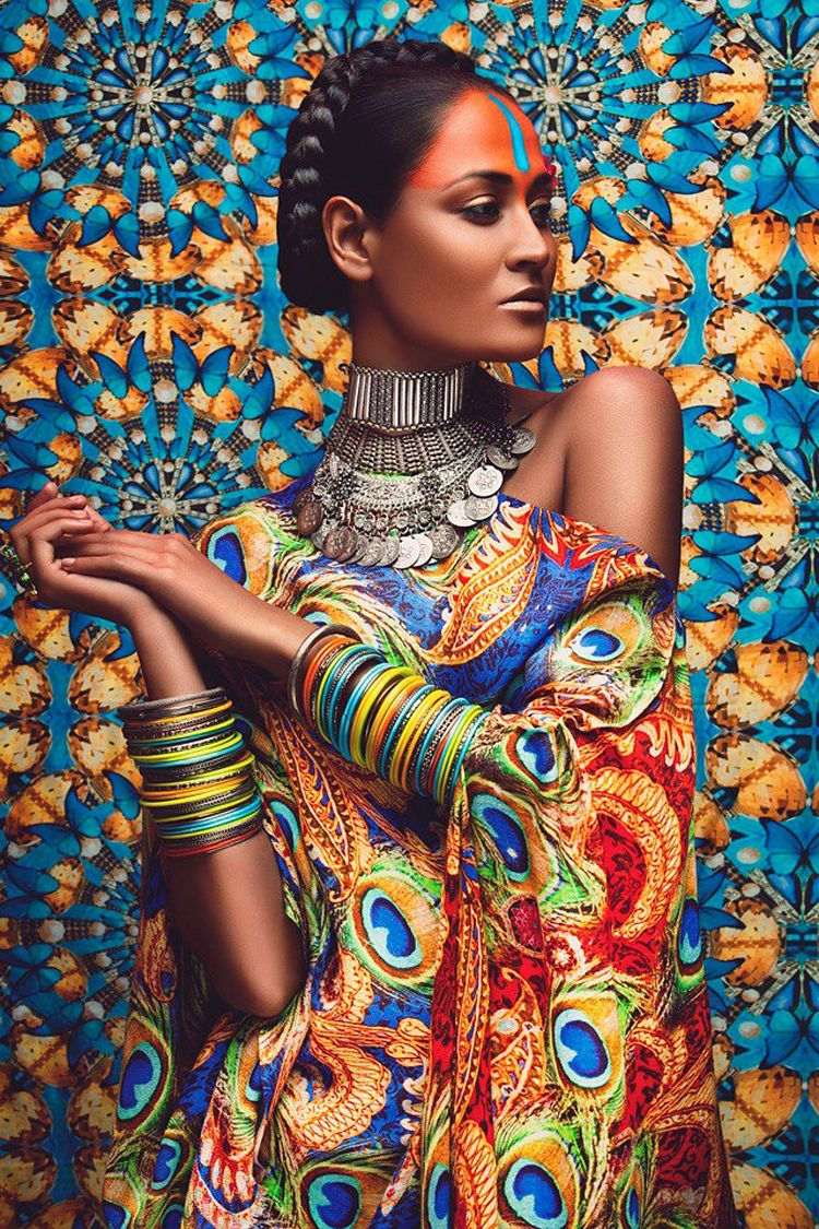 Vibrant Colors Fashion Photography | www.pixshark.com ...
