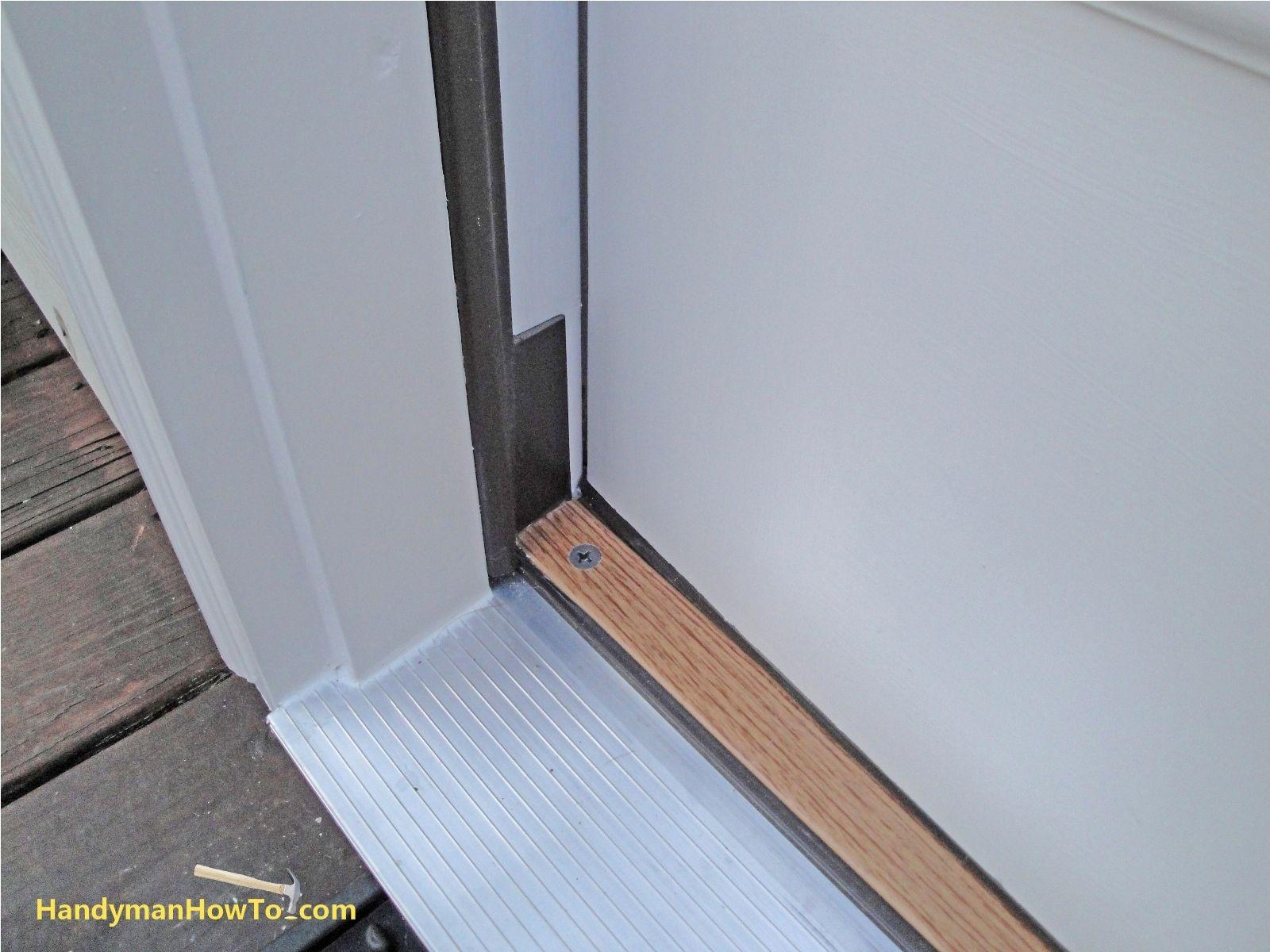 Perfect Exterior Door Bottom Seal