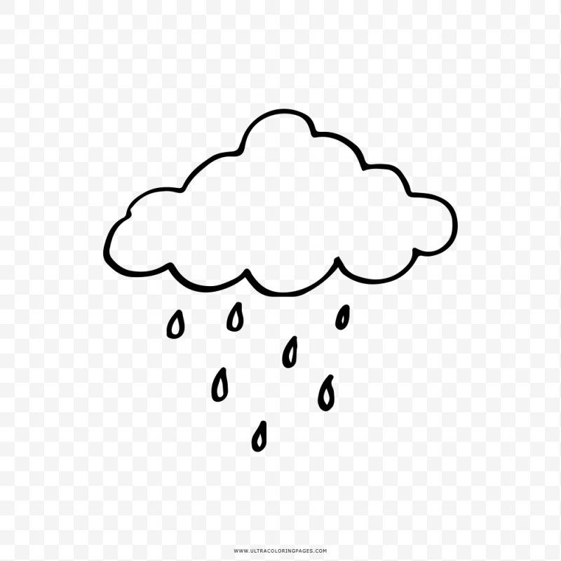 Cloud Cloud Drawing Rain Thunderstorm Png Cloud Animation Area Black Black And White Cloud Drawing Rain Cloud Tattoos Cloud Tattoo